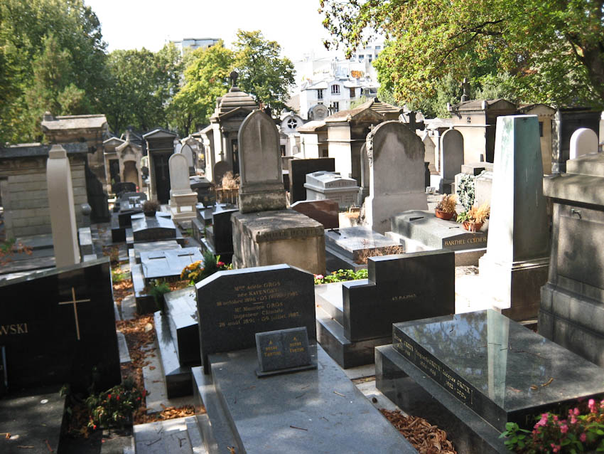 Paris Friedhof