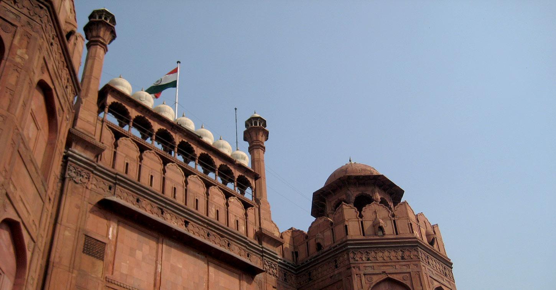 Delhi-Fort