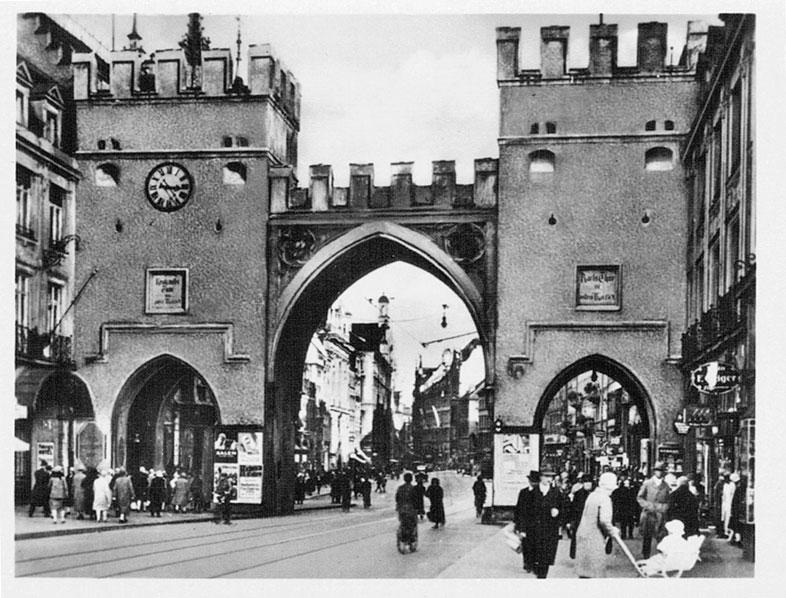 Karlstor. München 30er.