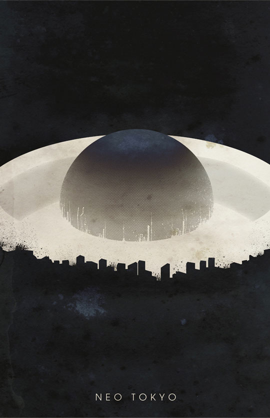 Neo Tokyo Poster