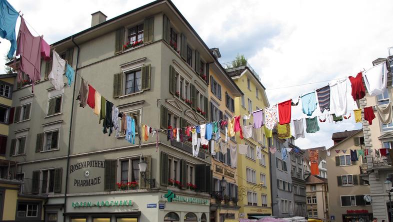 Zürich. Kunst im öffentlichen Raum.