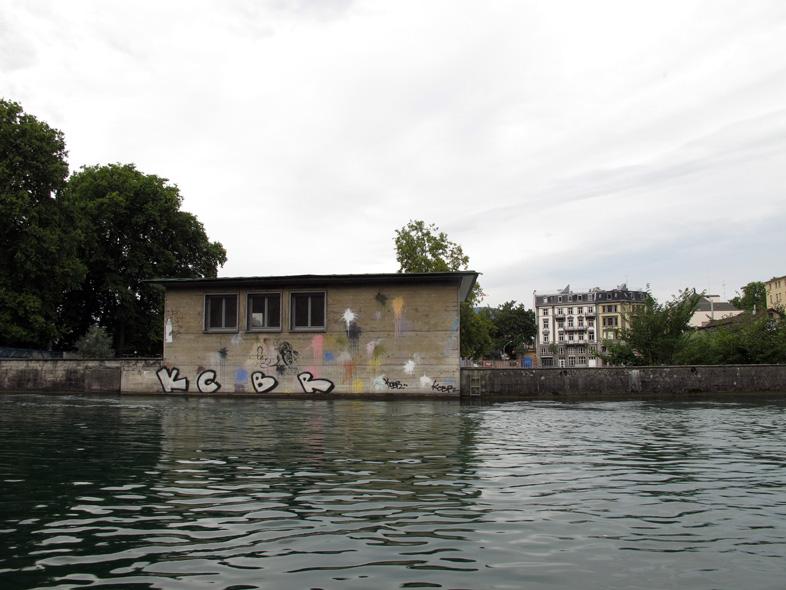 Zürich. Limmat.