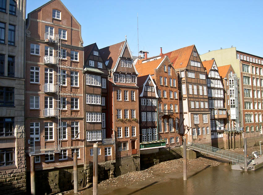 Hamburg Nikolaifleet