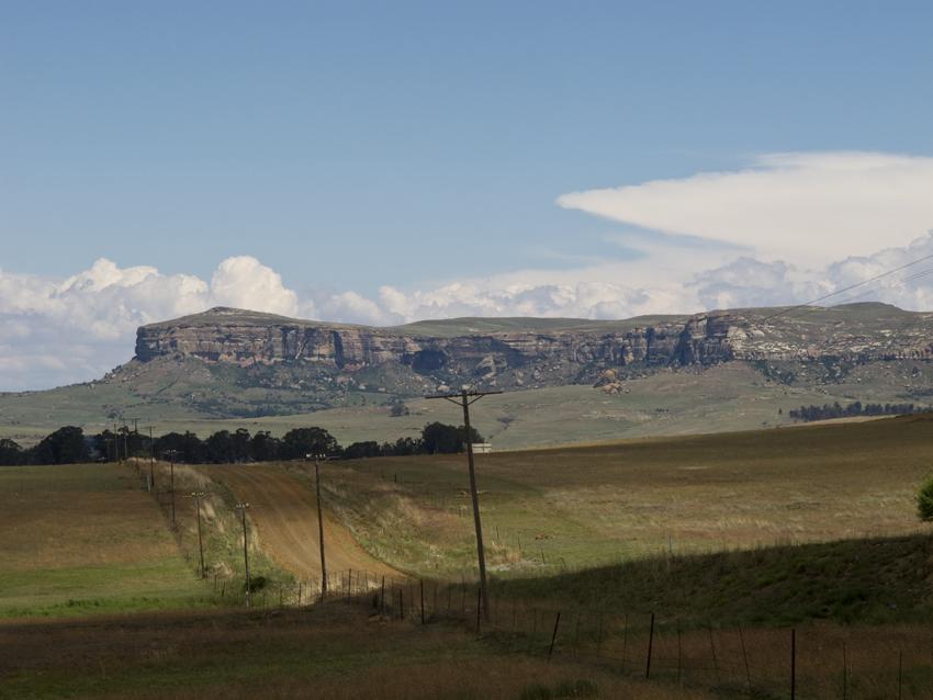 Südafrika_Drakensberge