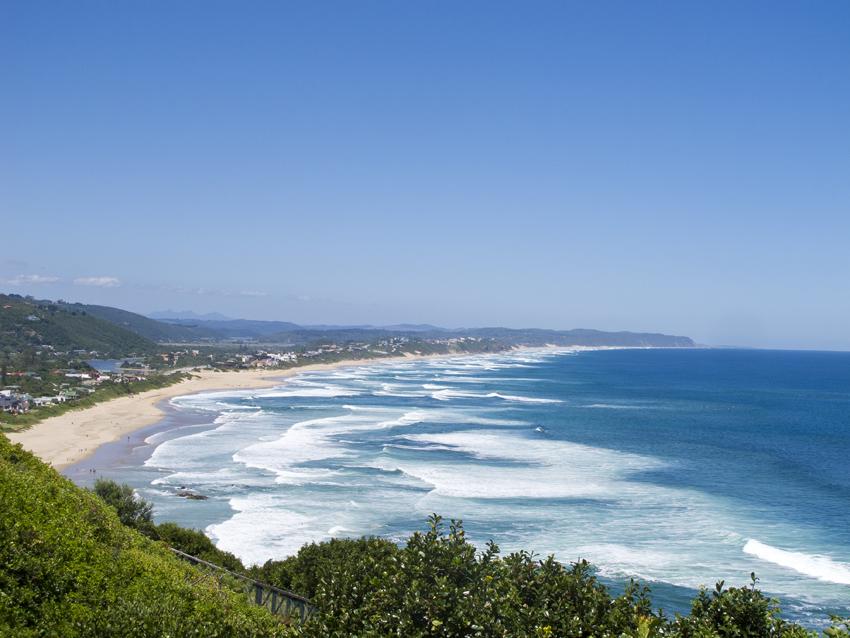 Südafrika_Garden-Route-Bucht