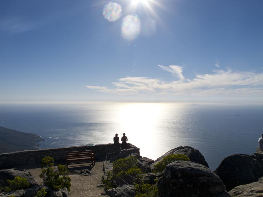 Südafrika_Tafelberg-Ausblick