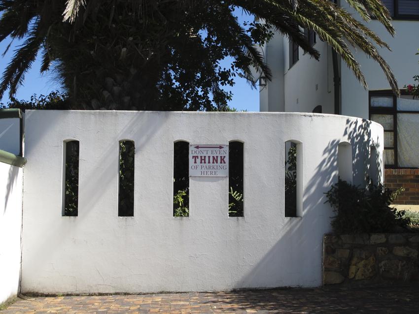 Südafrika_parking