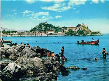 korfu-meer