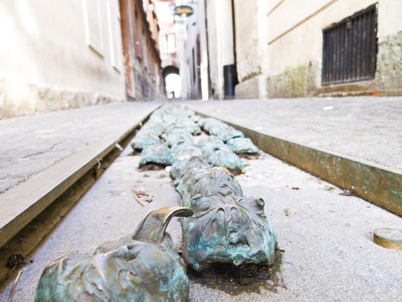 ljubljana kunst im öffentlichen raum