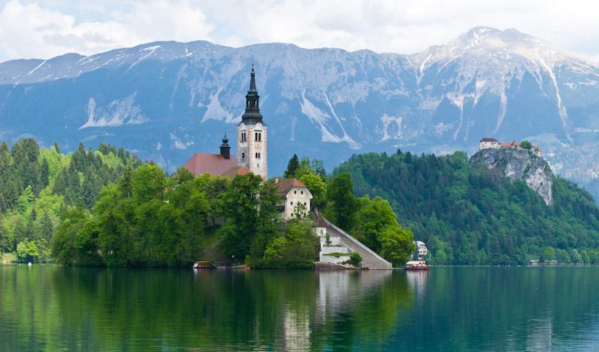 Slowenien Land T