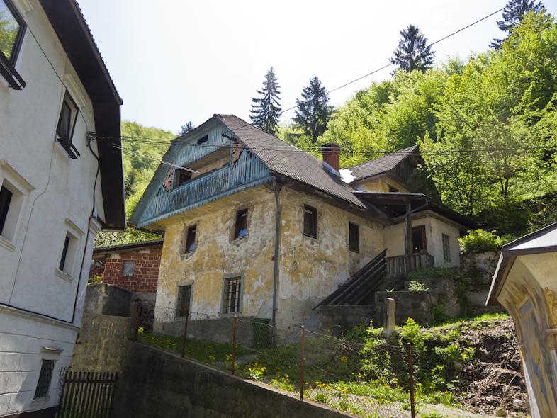 Slowenien Kropa
