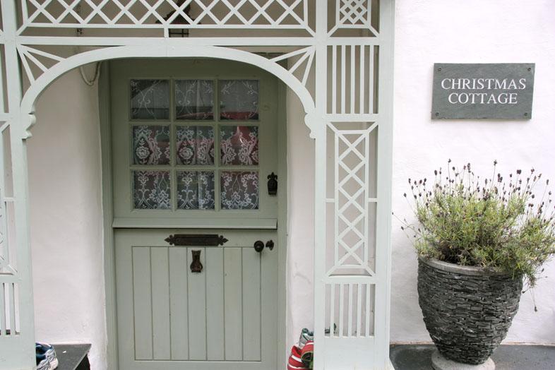 Schild Haus Cornwall