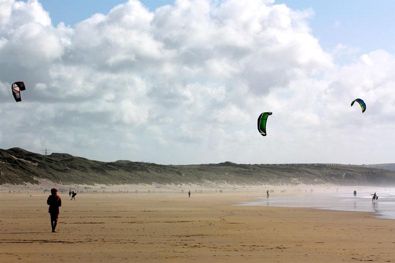 Strand Cornwall