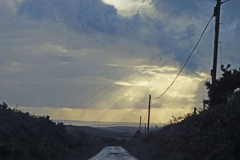 Küste Cornwall