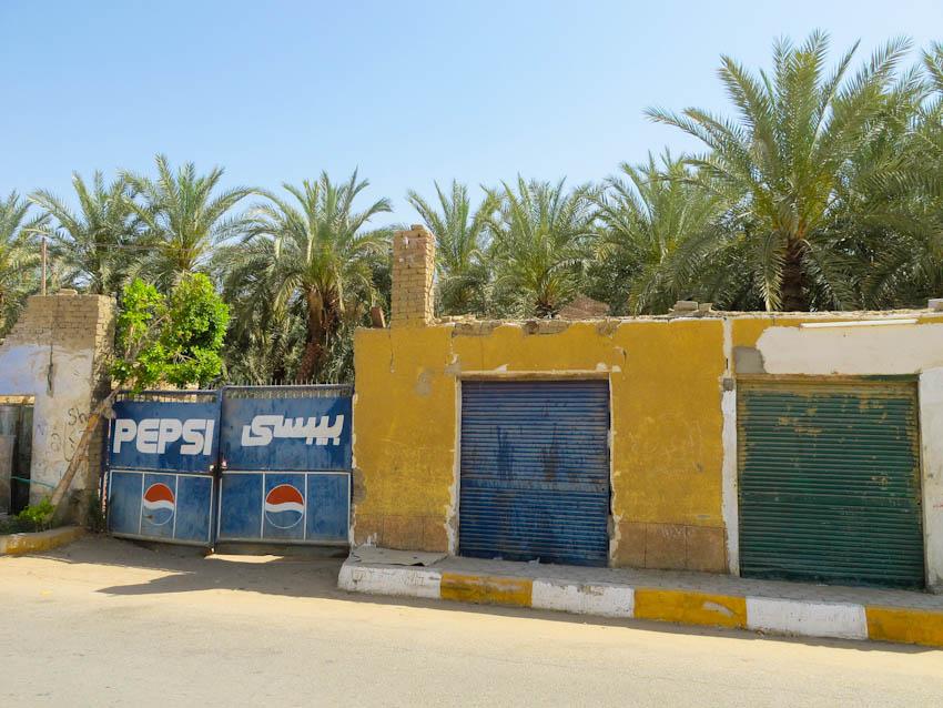 Ägypten Oasen Kharga