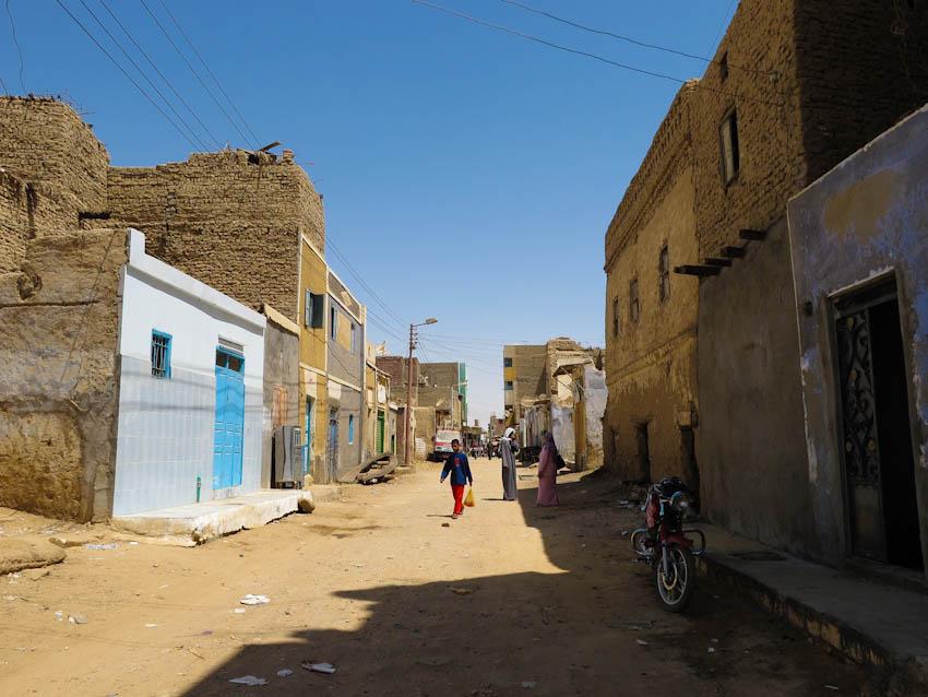 Ägypten Oase Kharga