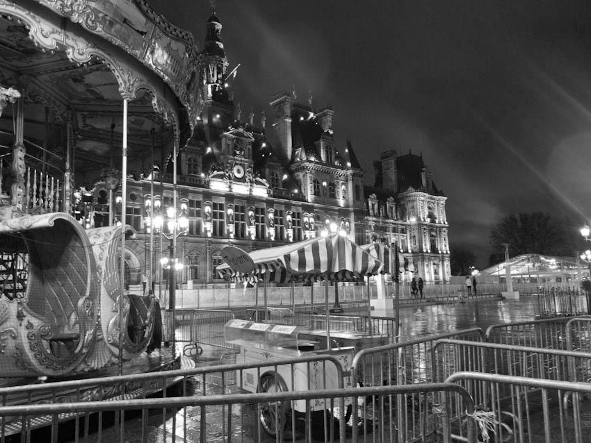 Paris Silvester Hotel de Ville
