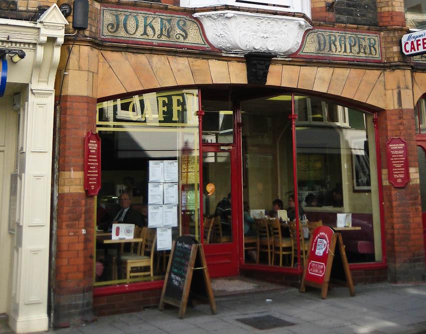 Aberystwyth Cafe