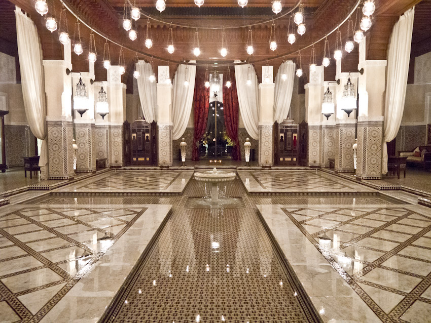 Royal Mansour Marrakesch