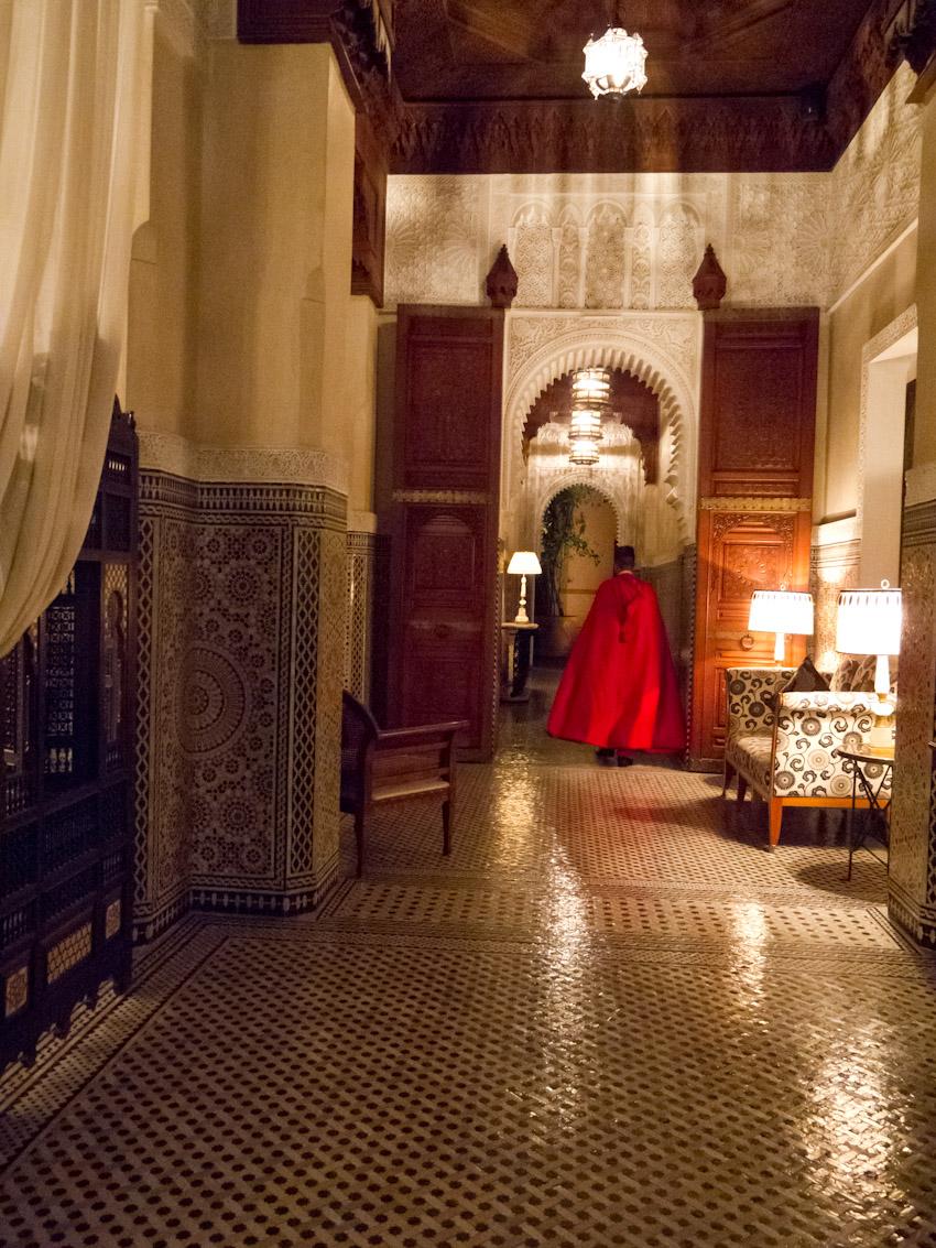 Royal Mansour Marrakesch
