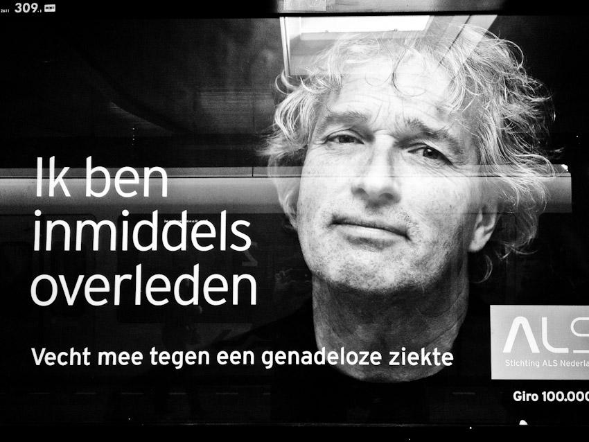 Delft- Kampagne im Kampf gegen ALS