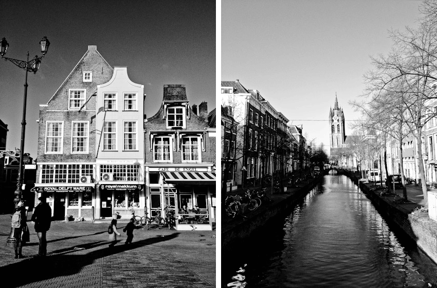 Delft We zijn in Nederland, we zijn in Nederland