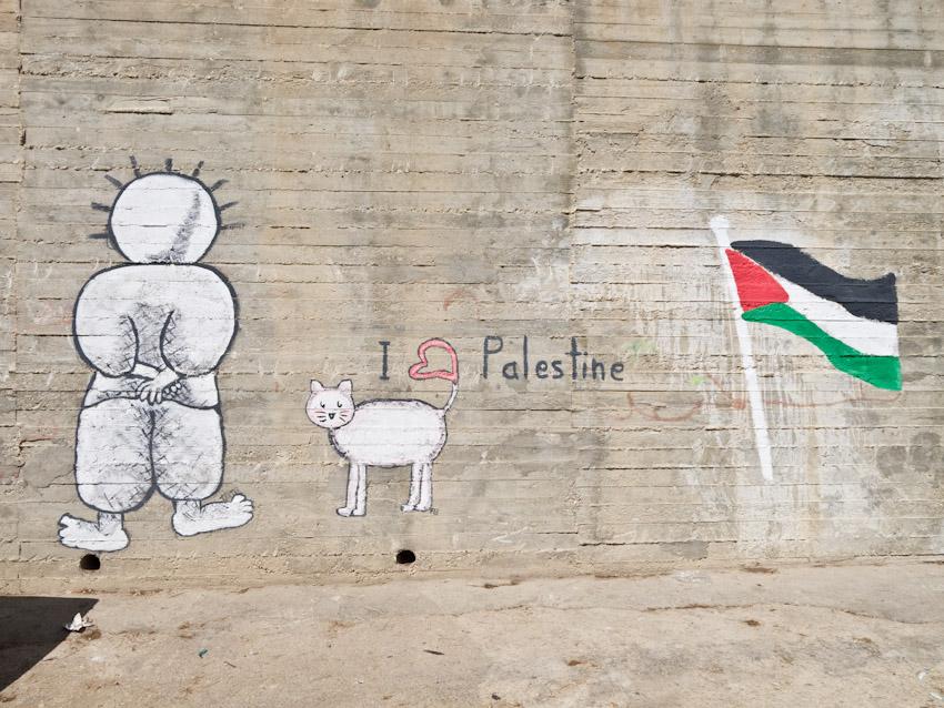 Westjordanland-Flüchtlingslager