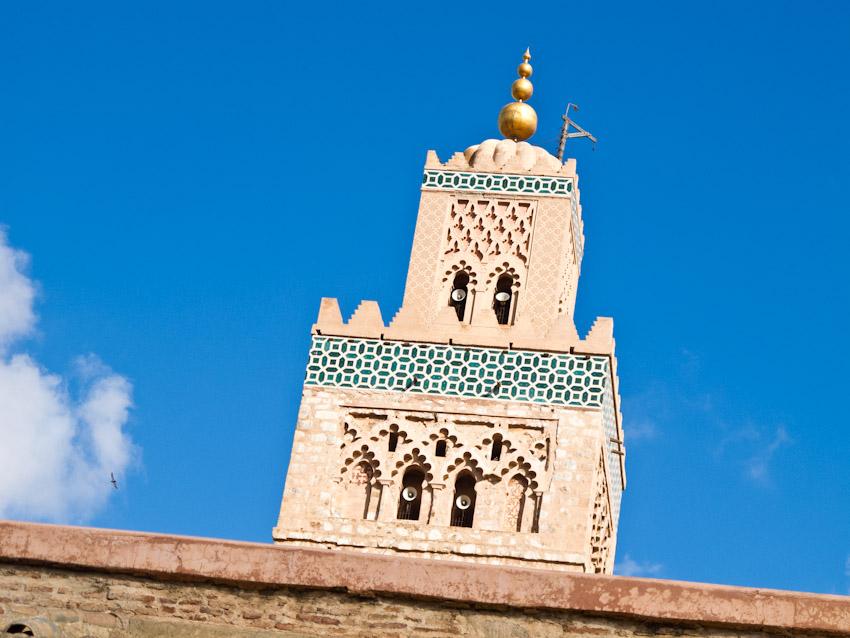 Marrakesch Koutoubia Moschee