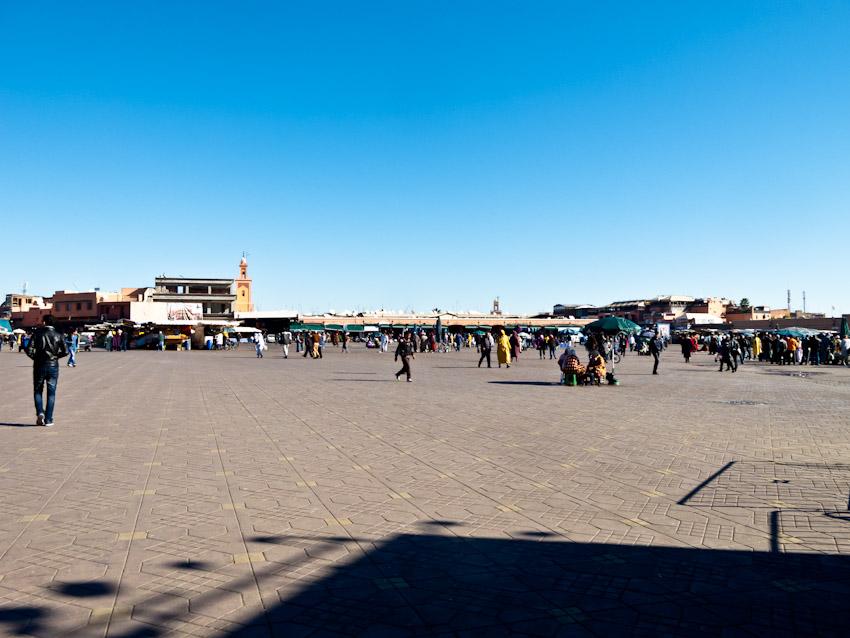 Marrakesch Jeema el Fna