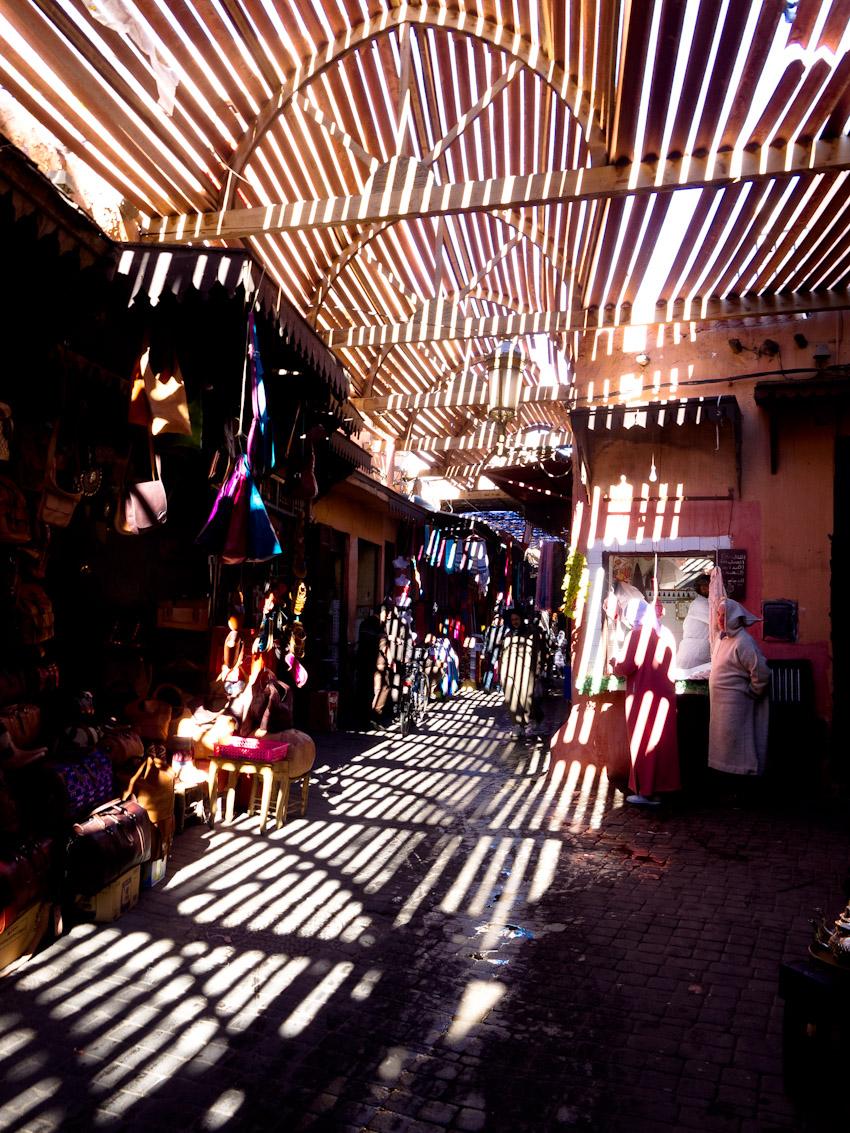 Marrakesch Basar
