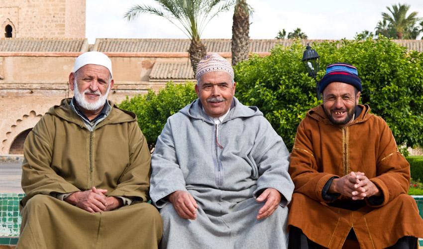 Marrakesch Titelbild