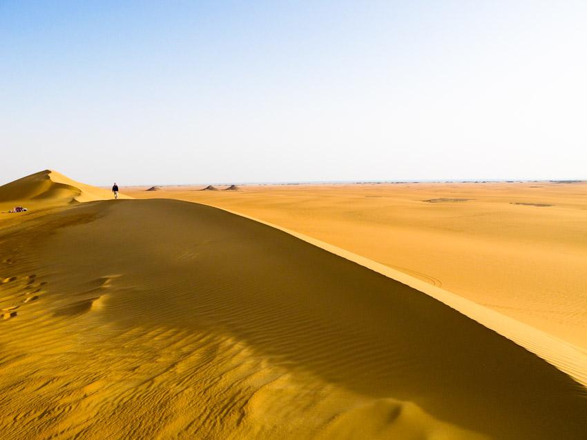 Ägypten Wüste libysche-5322