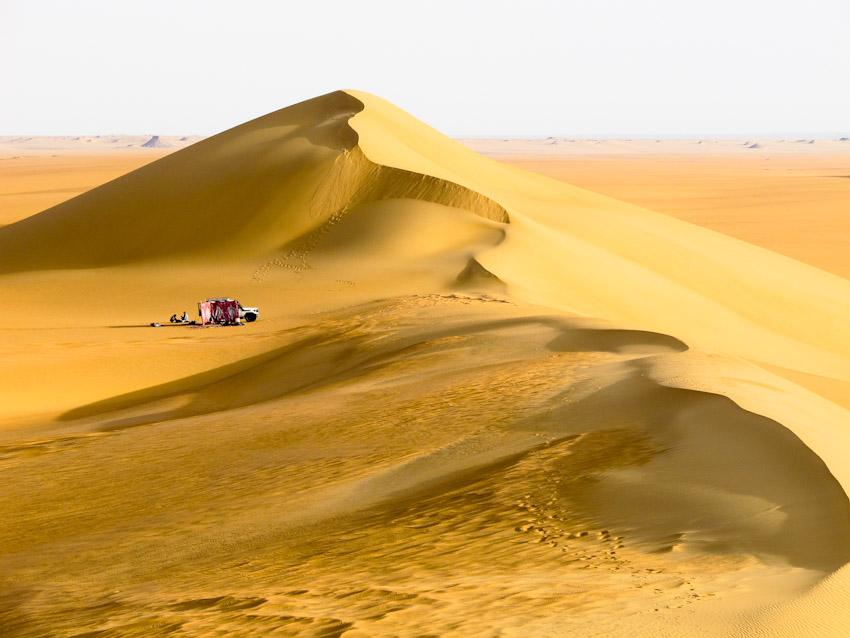 Ägypten Wüste libysche-5327