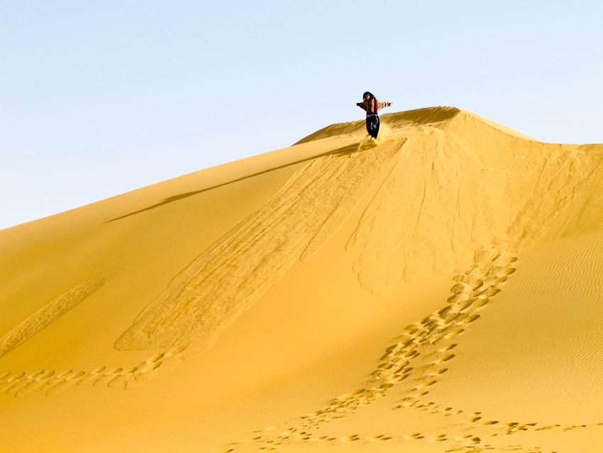 Ägypten Wüste libysche-5337