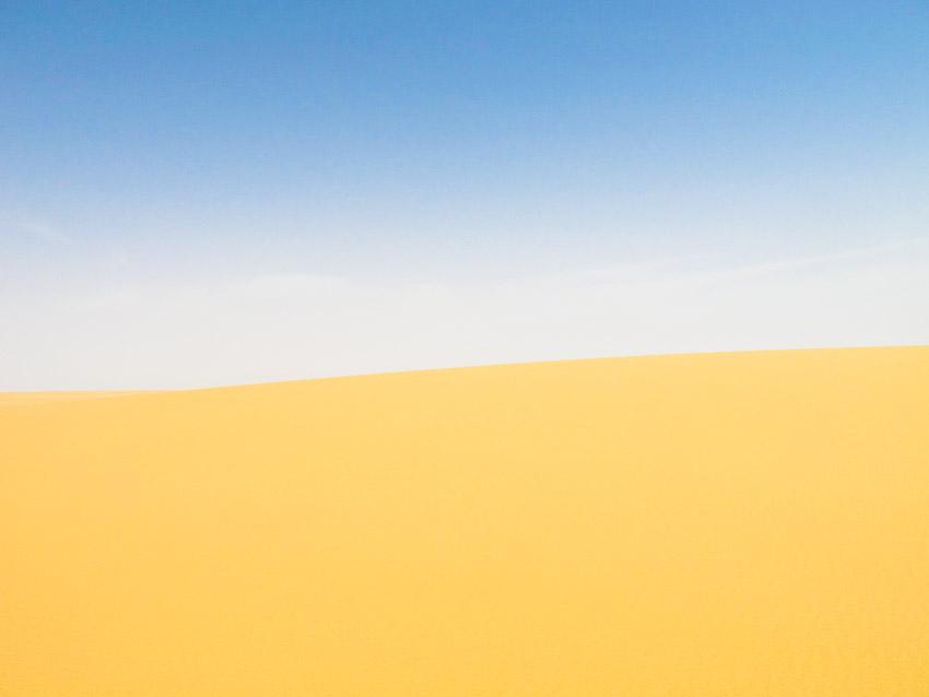 Ägypten Wüste libysche-5393