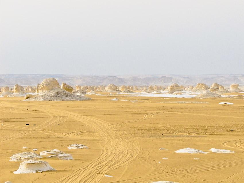 Ägypten Wüste libysche-5443