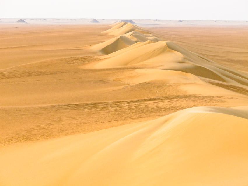 Ägypten Wüste libysche-5300