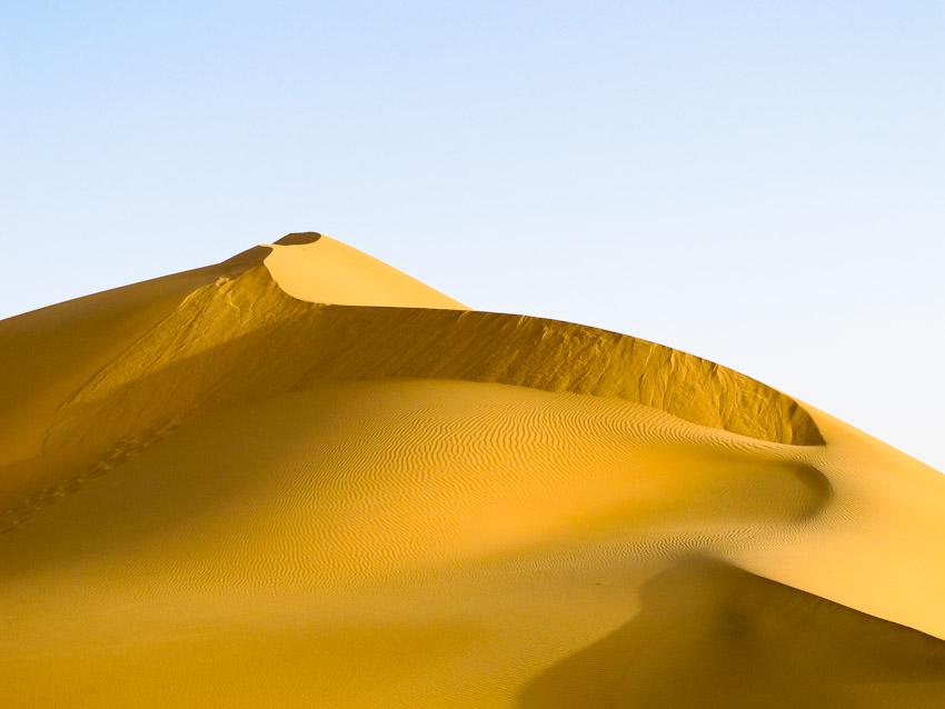 Ägypten Wüste libysche-5309
