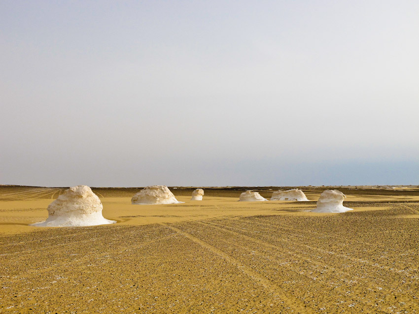 Ägypten Wüste libysche-5431