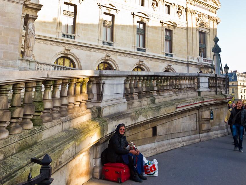 Paris vor der Opera Garnier-3806