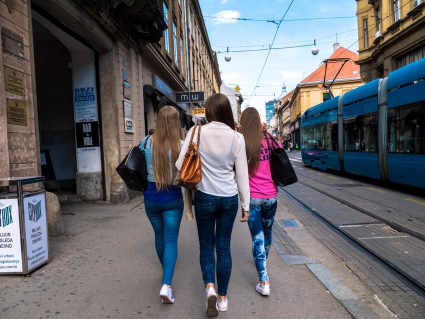 Zagreb Kroatien-1020310