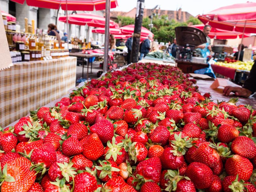 Zagreb Markt