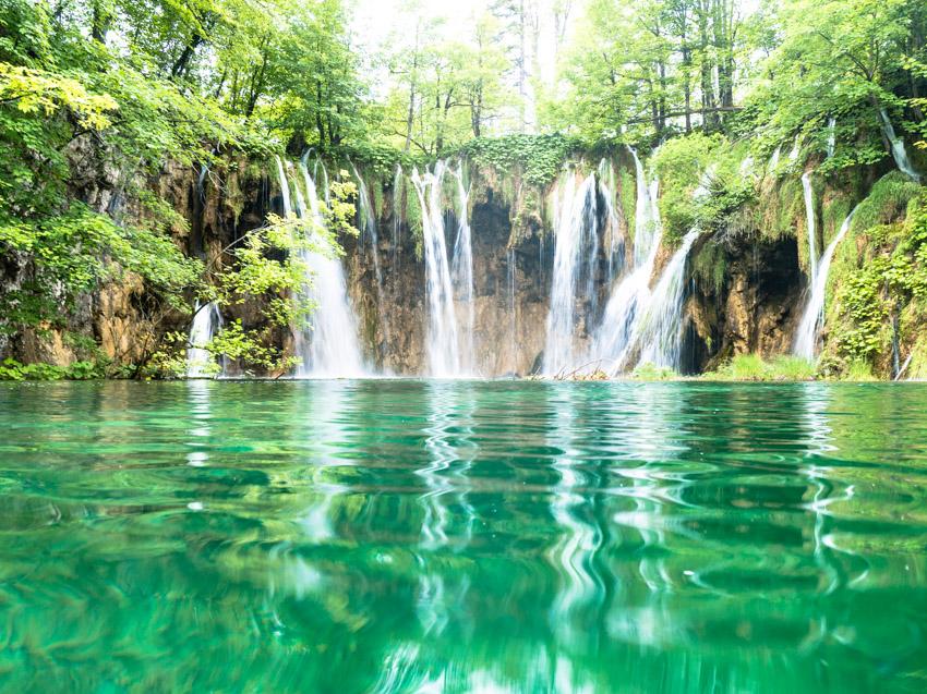 Plitvicer Seen - Kroatien