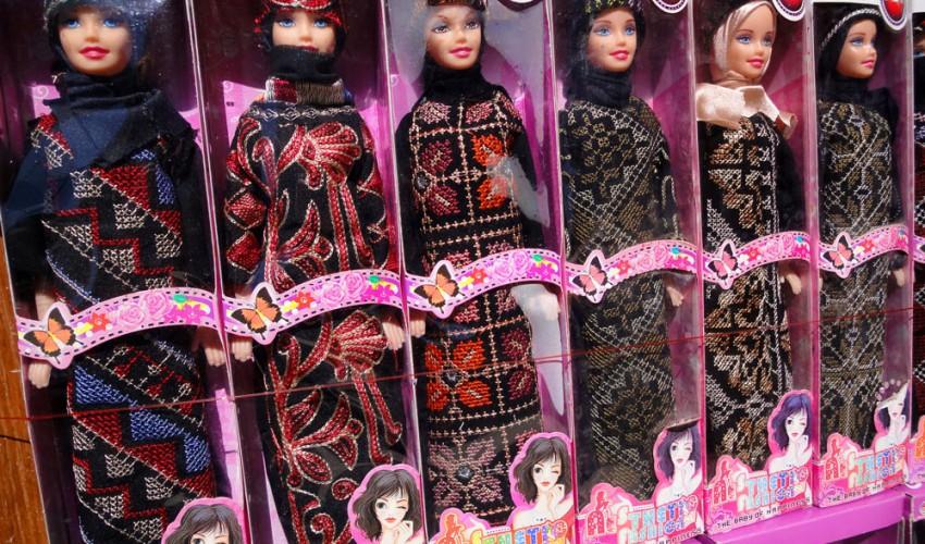 Jordanien: Barbies von Andrea (Filmtourismus.de)