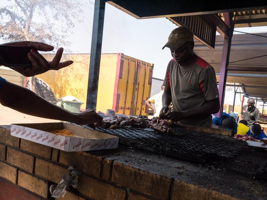 Katutura Township Namibia