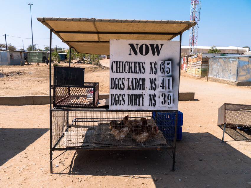 Katutura Township Namibia-1070590