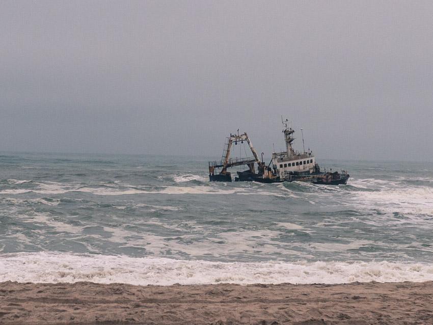 Namibia Atlantikküste Robben-1090283