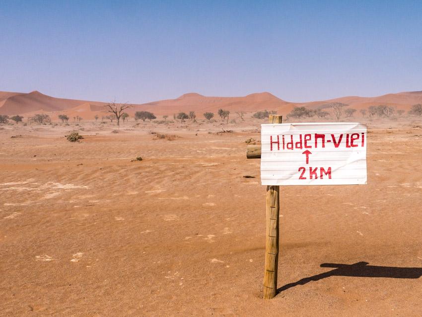 Namibia Strassenschilder