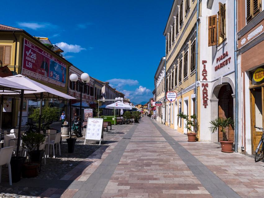 Albanien Skodra
