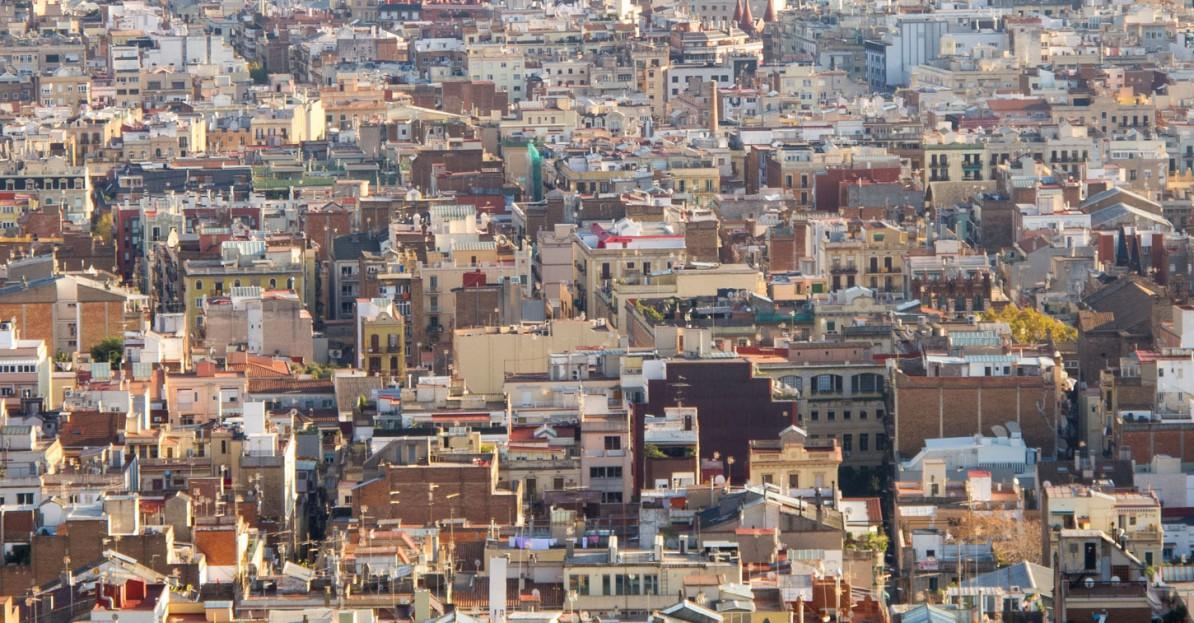 Barcelona-houses